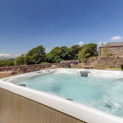 lake district hot tub