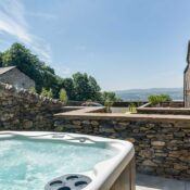 lake district cottages with hot tub